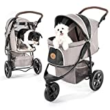 TOGfit - Luxus Hundebuggy Pet Roadster