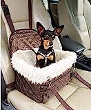 Hundetasche für Autositz & spezial Gurtsystem