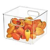 InterDesign - Küchen Organizer aus Kunststoff, durchsichtig