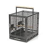 Montana Cages - Vogelkäfig für Sittiche und Papageien - Vogeltransportbox
