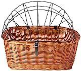 Dogit - Hunde-Fahrradkorb mit Gitter