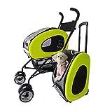 Innopet - Haustier-Buggy 5-in-1 für Hunde und Katzen.