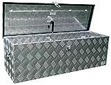 Truckbox D100 Werkzeugkasten, Deichselbox, Transportbox, Alubox, Alukoffer