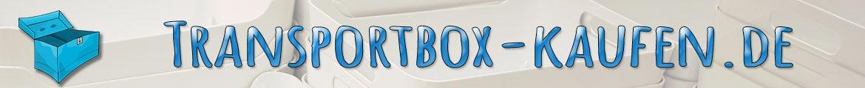 Webseiten Headergrafik von transportbox-kaufen.de